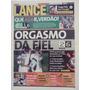 Jornal Lance 2002 Americano 2 X 6 Corinthians Torneio Rio-sp
