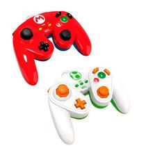 Controle Wii U - Wired Fight Pad - Joystick