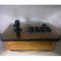Controle Joystick Arcade - Pc/ps3 - Golden