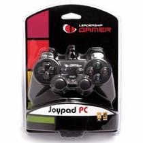 Controle Joypad Joystick Usb P/ Pc 10 Botões E 3 Direcionais