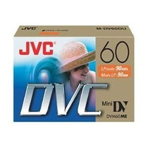 Fita Mini Dv Video Digital Jvc Dvc 60 Cx 5 Unid.