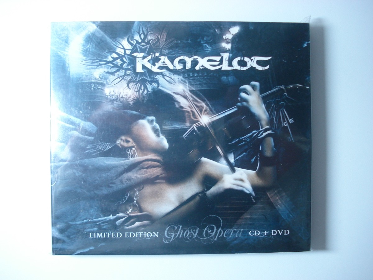 The Haunting (Somewhere In Time) Kamelot Sheet Music ...