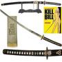 Espada Katana Samurai Do Filme Kill Bill Hattori Hanzo