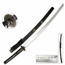 Espada Samurai Katana Ultimo Samurai C/ Bainha E Suporte