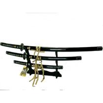 Espadas Katana Samurai Hattori Hanzo Kill Bill Com 3