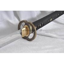 Espada Katana Sakabato Samurai X Funcional 1095 Tameshigiri