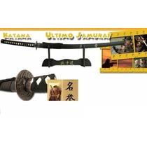 Frete Gratis Espada Ultimo Samurai Suporte Gratis