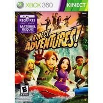 Kinect Adventures - Original Impecável
