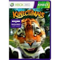 Jogo Kinect Kinectimals Lacrado Original Para Xbox 360