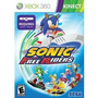 Sonic Free Riders - Jogo Xbox 360 Requer Uso Kinect