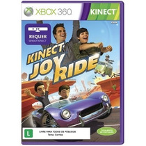 Xbox 360 Game Kinect Joy Ride