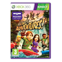 Kinect Adventures! - Xbox 360 - Original - Microsoft
