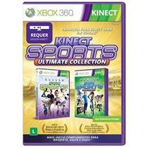 Kinect Sports 1+2. Ultimate Collection. Em Português.xbox360