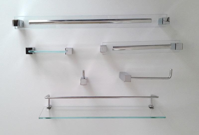 Kit Acessorios Banheiro Deca : Kit acessorios banheiro r no mercadolivre