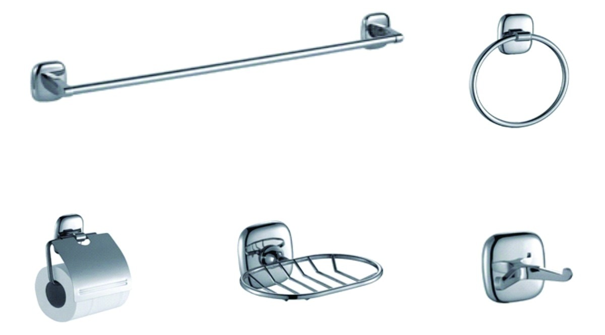 Kit Acessórios Para Banheiro  R$ 199,90 no MercadoLivre -> Kit Para Pia De Banheiro Mercado Livre