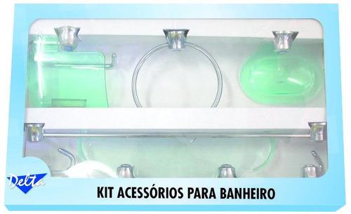 Acessórios Para Banheiro 7 Pictures to pin on Pinterest -> Kit Banheiro Acrilico Decorado