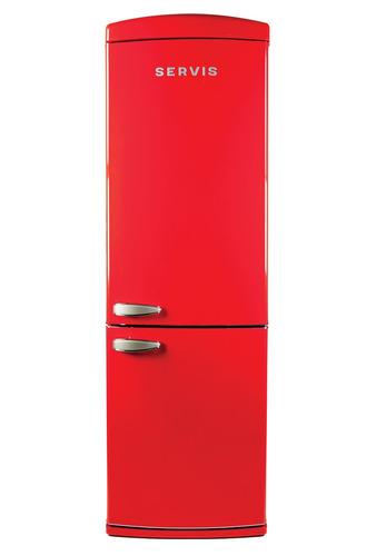 Kit Adesivo Envelopamento Geladeira Várias Cores Vermelho