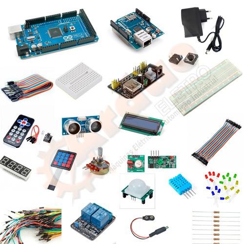Kit arduino master automação residencial iniciante