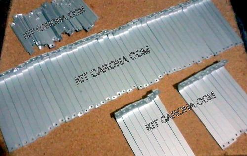 Kit Carona Para Lnb 70w + 61w Ou 30w + 43w Em Uma Antena Só