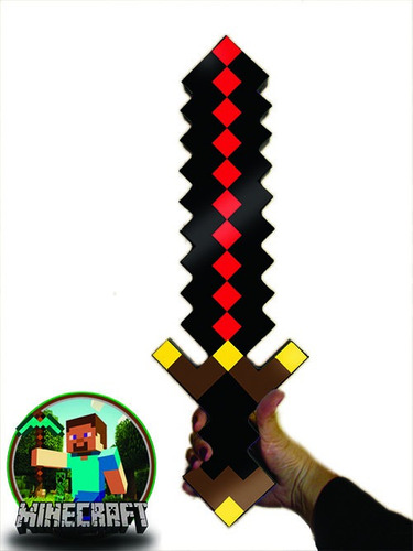 Kit Espadas Guardian Sword E Big Bertha Minecraft Original ...