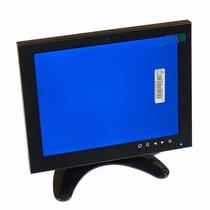 Tela Monitor 7 Polegadas Tfl Led Hd Para Cctv + Fonte