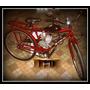 Nova Bicicleta Super Barra Forte Motorizada 2015 80cc