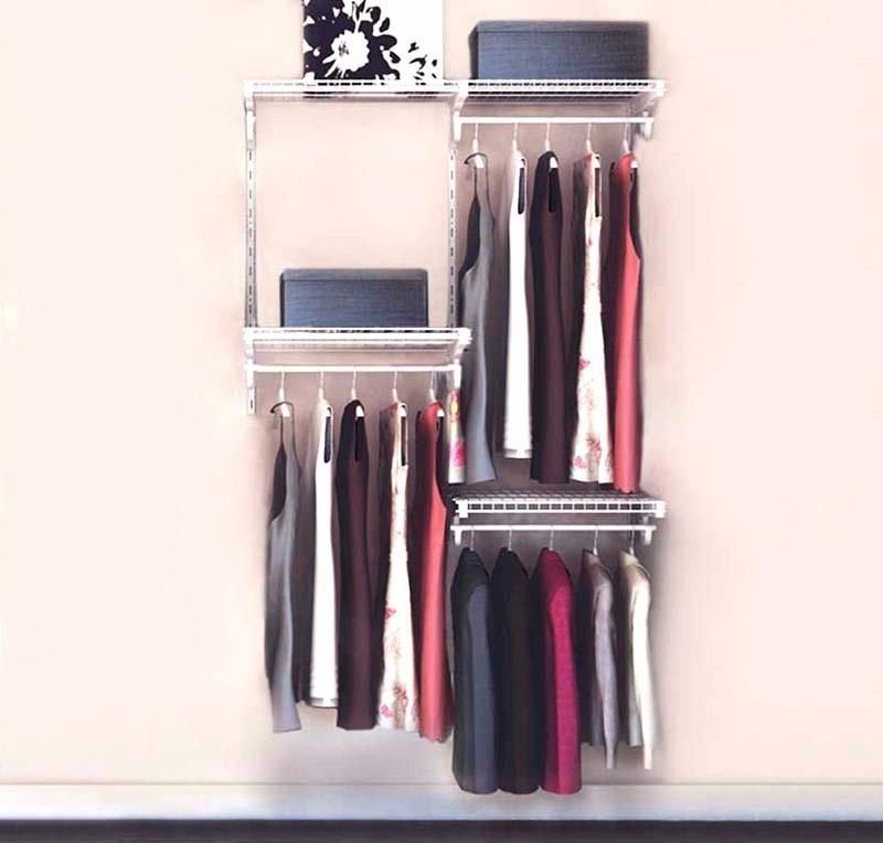 Kit organizador armario facil para closet quarto incrivel - Organizador armario ...