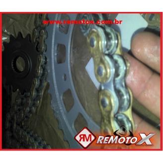 Kit Relação Transmissão Ducati Monster 696 Jt/did