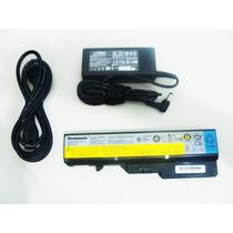 Kit Fonte Bateria Lenovo G460 G470 G475 Z460 Z560 B470 B570