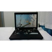 Peças - Notebook Intelbras (computador)