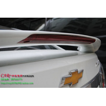 Aerofólio Abs Com Brake Led Cruze Sedan
