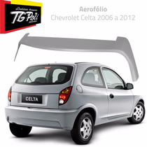 Aerofólio Tgpoli Chevrolet Celta 2006 A 2012 Cod.03.303