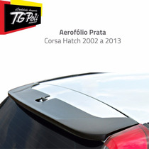 Aerofolio Corsa G2 Hatch 2002 A 2013 Prata Tgpoli 03.301