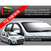Calha De Chuva / Defletor Novo Palio 2012 - Tg Poli !!!