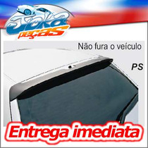 Fiat Palio G4 07/. - Aerofolio Hi-flex S/ Leds Tg Poli 04184
