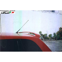 Aerofolio Do Fiat Stilo Esportivo.