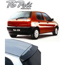 Aerofolio Preto Fiat Palio G1 1996 A 2002 Tgpoli Sem Leds