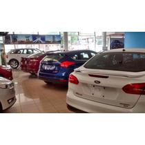 Aerofólio Para Ford Focus Fastback!!! Super Lançamento!!!