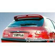 Peugeot 206 E 207 Hatch 00/11 - Aerofolio Sem Leds 10001