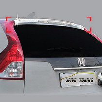 Moldura Aplique Cromada De Teto ´brakelight´ Traseira Honda