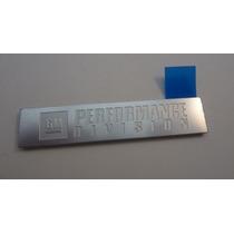 Emblema Gm General Motors Performance Division Importado