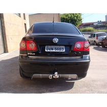 Aerofolio Esportivo Do Porta Malas Vw Polo Sedan 2003/...