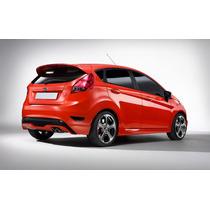Aerofolio Esportivo P/ Ford New Fiesta St Hatch