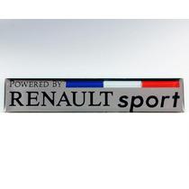 Emblema Renault Sport Importado