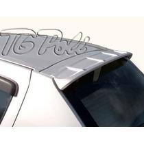 Renault Sandero - Aerofolio Prata Aluminium Tg Poli 09023