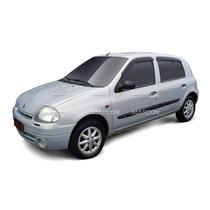 Calha De Chuva Renault Clio Hatch / Sedan