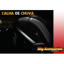 Calha De Chuva Do Vectra Novo Elite / Elegance 4 Portas