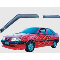 Fiat Tempra E Tipo - Jogo Calha Chuva Defletor Tg Poli 24008