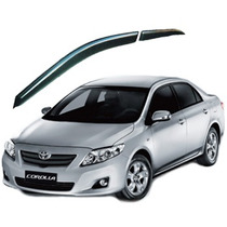 Calha Defletor De Chuva Tgpoli Toyota Corolla 08/12