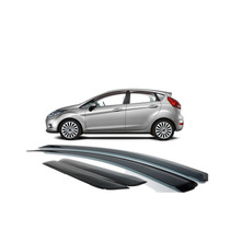 Calha De Chuva Ford New Fiesta Hatch